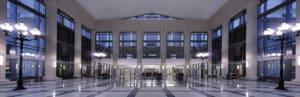 Jacksonville Florida - Duval County Courthouse Hallway